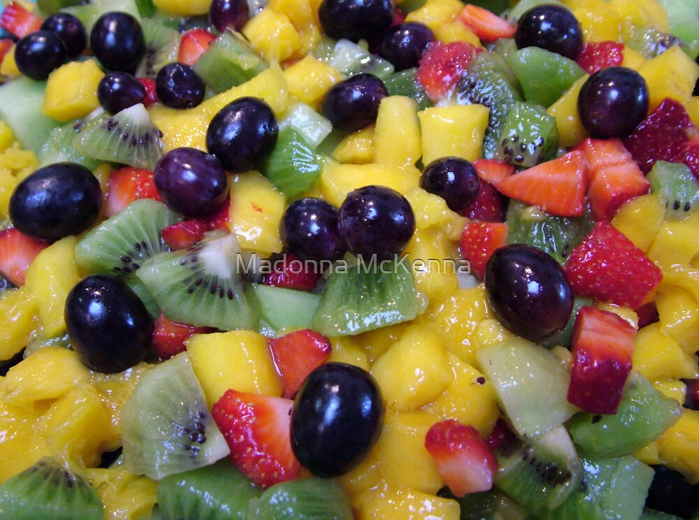 """Fruit Salad"" by Madonna McKenna"
