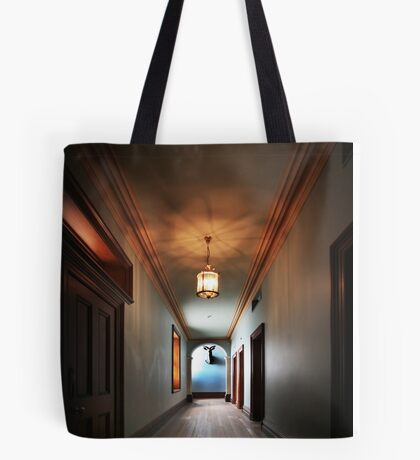 ..the Stag at the end of the Hall Tote Bag