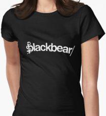 blackbear tour merch snake logo 2 Women's Fitted T-Shirt