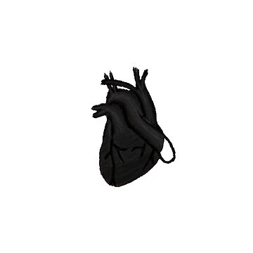 Black Hearted by sybilthorn