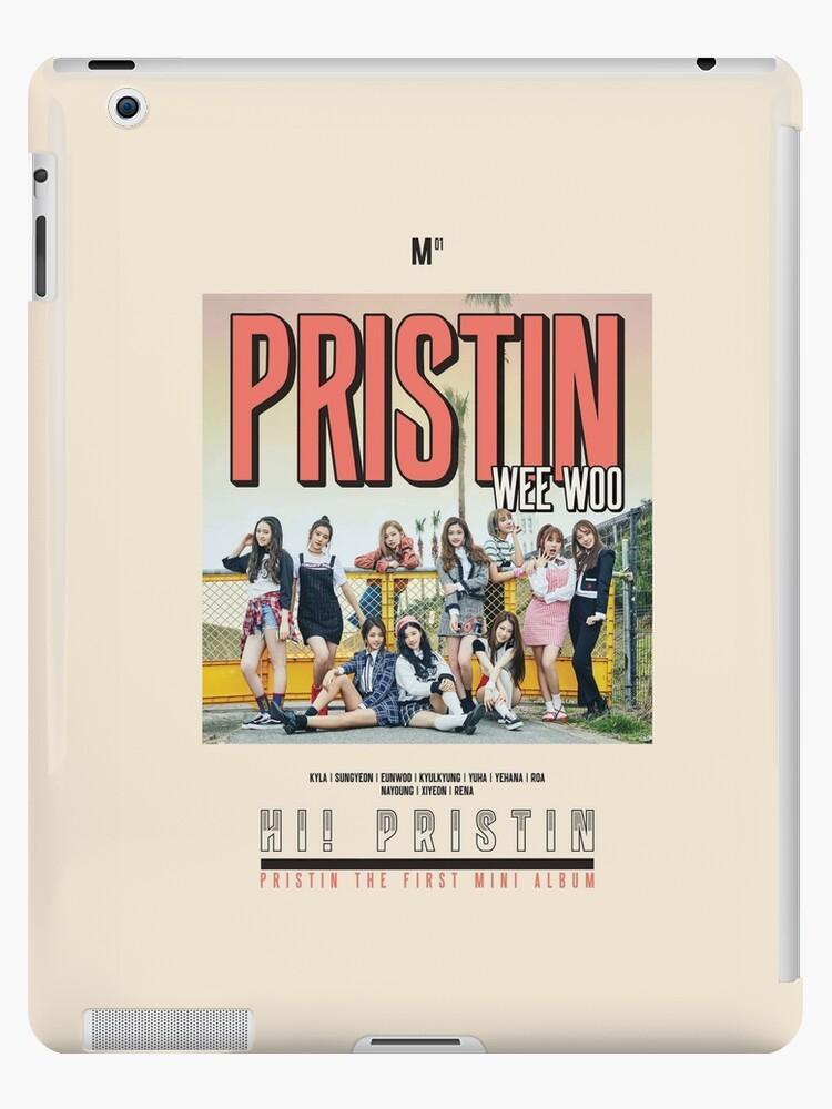 'Pristin - Album Art' iPad Case/Skin by bballcourt