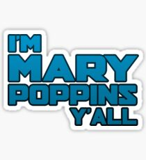 Yondu Poppins Sticker