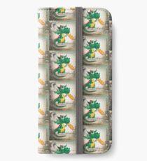 Dragon in Paris  iPhone Wallet/Case/Skin