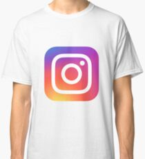 Instagram-Logo Classic T-Shirt