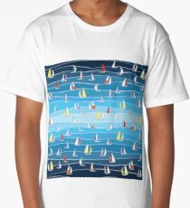 Blue Regatta  Long T-Shirt