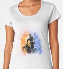 Mortal Kombat X Women's Premium T-Shirt