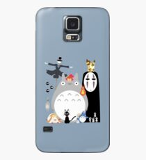 Studio Ghibli Gang Case/Skin for Samsung Galaxy