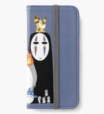 Studio Ghibli Gang iPhone Wallet/Case/Skin