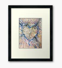 'Heart Strings' Framed Print