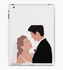 NATHAN AND HALEY - NALEY - ONE TREE HILL iPad Case/Skin