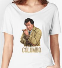 Columbo - TV Series Women's Relaxed Fit T-Shirt