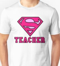 Super Teacher Unisex T-Shirt