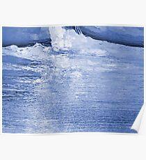 Arctic ocean Poster
