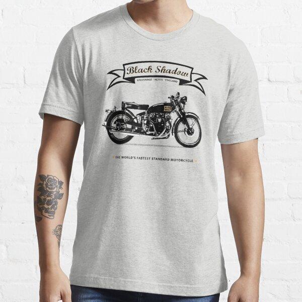 Black Shadow - Worlds Fastest Essential T-Shirt
