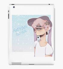 Nathan. iPad Case/Skin