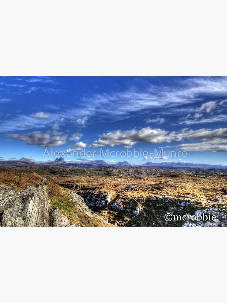 Assynt View by Alexanderargyll