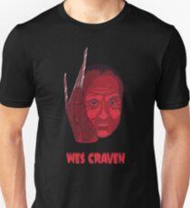 Wes Craven Unisex T-Shirt