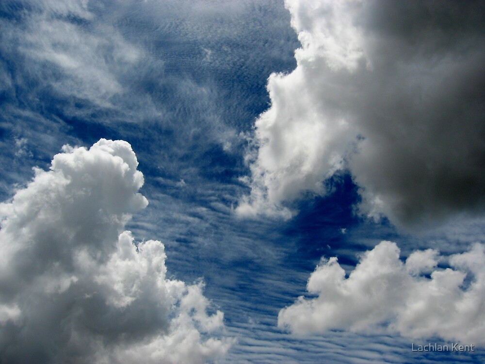 Beautiful Clouds (Share Life Collection) by Lachlan Kent