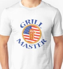 Grill Master Unisex T-Shirt
