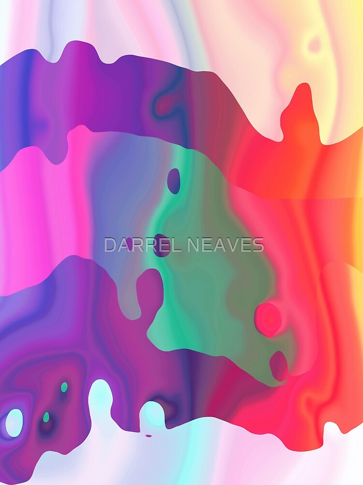 UNDER THE SEA by DARREL NEAVES