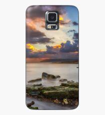 Storm On The Beach Case/Skin for Samsung Galaxy
