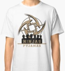 Ninjas in Pyjamas! Counter Strike team Classic T-Shirt
