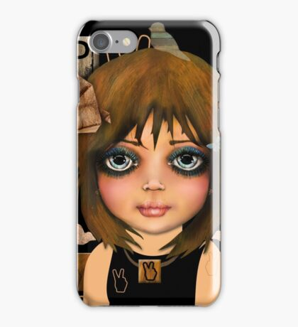 peace and unity iPhone Case/Skin