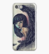 Embrace your darkness iPhone Case/Skin