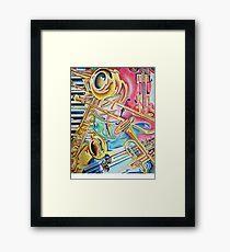 Instrumental Framed Print