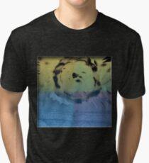 Liquid Bloom Tri-blend T-Shirt