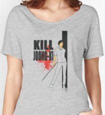 Kill Joong-ki Women's Relaxed Fit T-Shirt