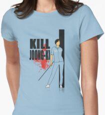 Kill Joong-ki Womens Fitted T-Shirt