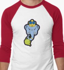 Tea and Wisdom Men's Baseball ¾ T-Shirt