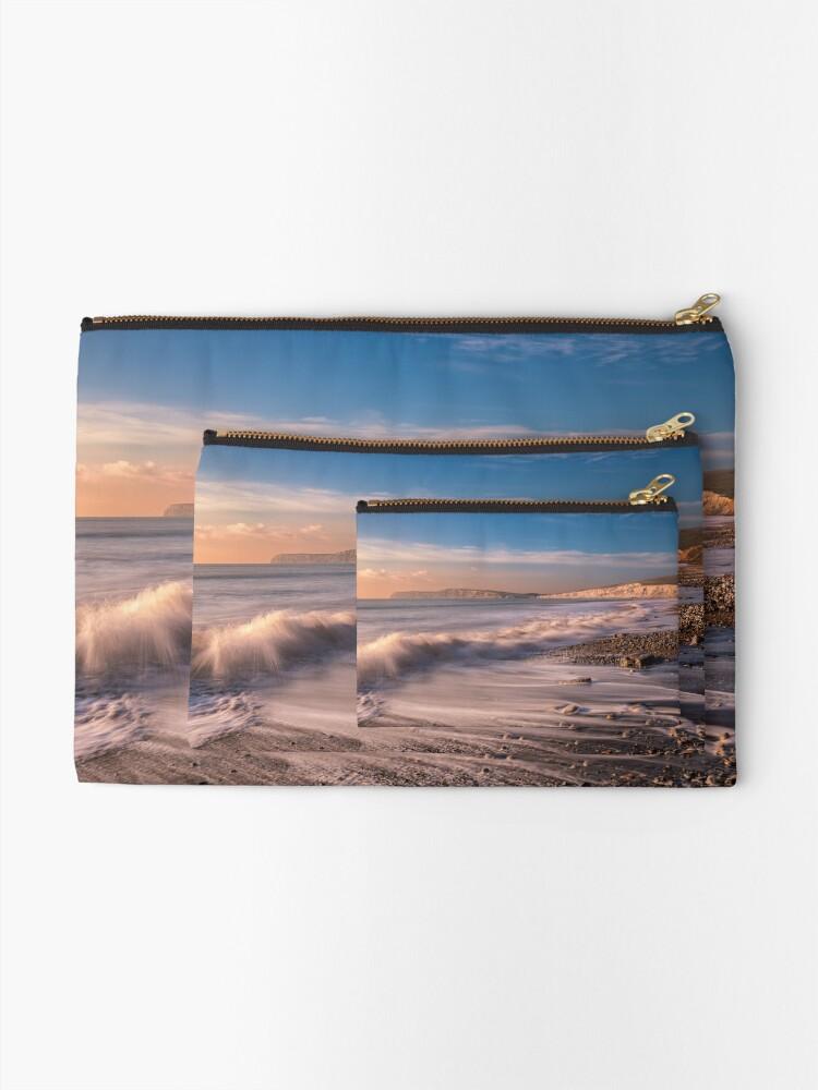 Alternate view of Compton Beach Zipper Pouch