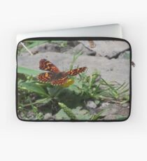 Northern Checkerspot Laptop Sleeve