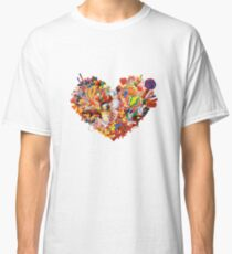 Heart (Candy) Classic T-Shirt