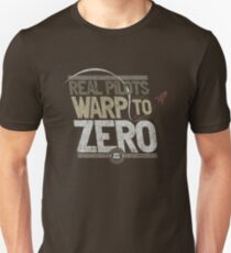 Real Pilots Warp to Zero Slim Fit T-Shirt