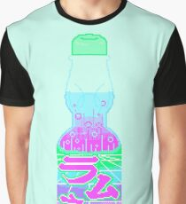 Vaporwave Ramune Graphic T-Shirt