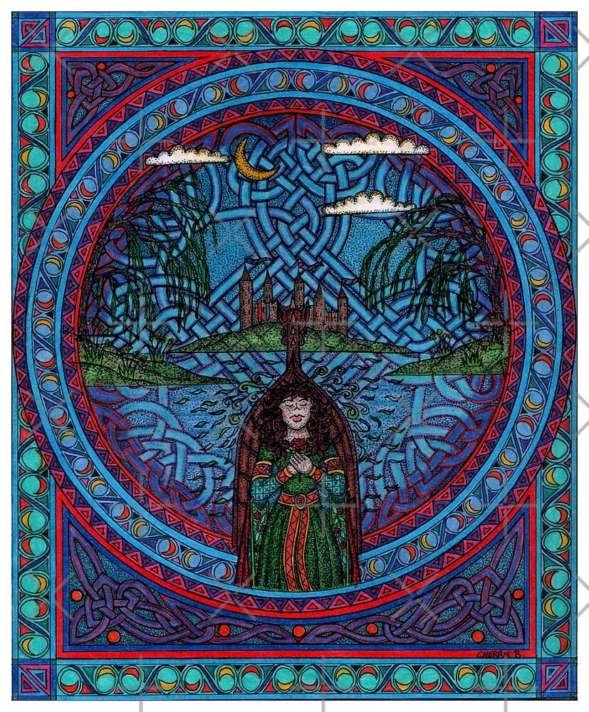 Fairwell fair lady of Challot by CherrieB