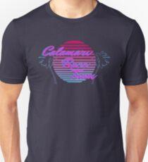 Calamari Race Team Vaporwave Unisex T-Shirt