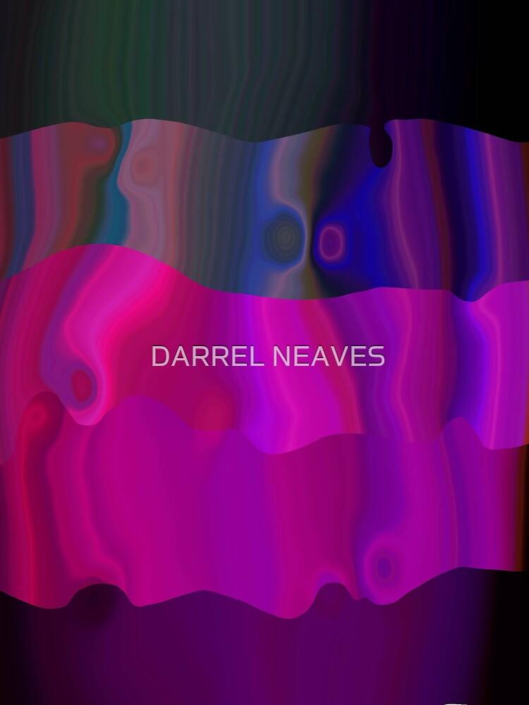 wavey pink by DARREL NEAVES