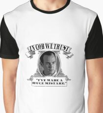 In Gob We Trust Graphic T-Shirt