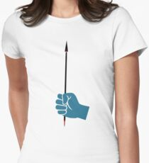 I'M MARY POPPINS Y'ALL (Blue Hand) T-Shirt