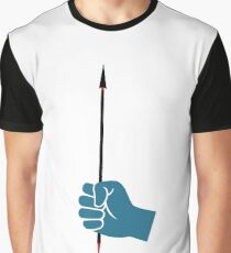 I'M MARY POPPINS Y'ALL (Blue Hand) Graphic T-Shirt