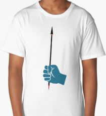 I'M MARY POPPINS Y'ALL (Blue Hand) Long T-Shirt