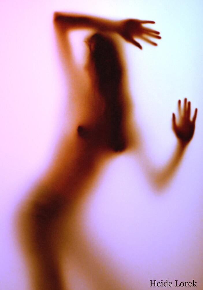 Groping Her Way by Heide  Lorek