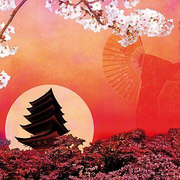 RISING SUN by akinolaude
