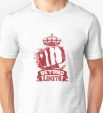 beyond limits  Unisex T-Shirt