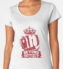 beyond limits  Women's Premium T-Shirt