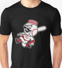 cincinnati-reds-wallpaper-5 T-Shirt